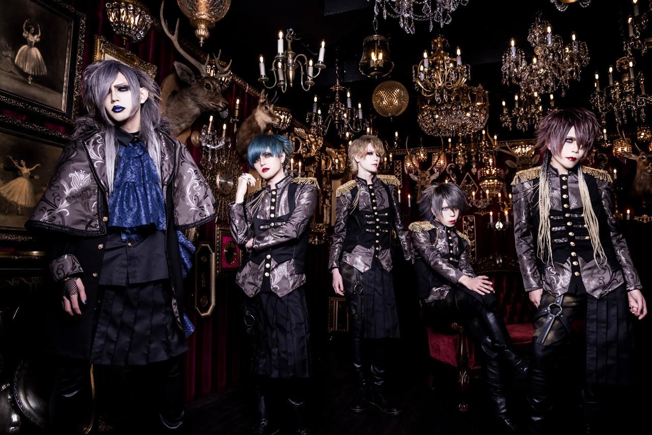 "XANVALA drops first EP ""Gayoku no maku"""